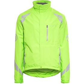 Endura Luminite DL Jacke Herren hi-viz green/reflective